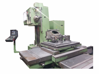 TOS WH 10 CNC Table Type Horizontal Boring Mill