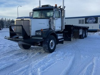 1998 WESTERN STAR TANDEM BED TRUCK